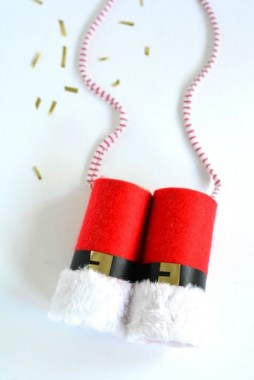 20 Adorable Santa Craft Ideas For Kids 10