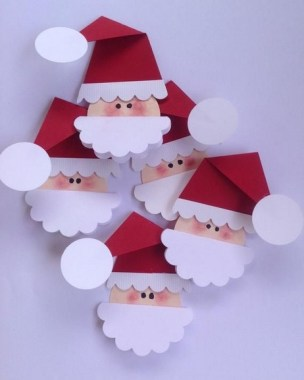 20 Adorable Santa Craft Ideas For Kids 19