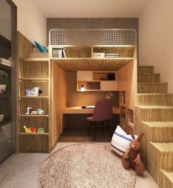 20 Boldly Colored And Seriously Fun Living Quarters For Students 29