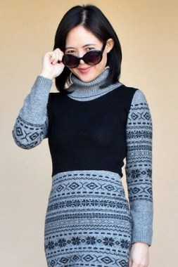 20 Gorgeous DIY Sweater Makeover Ideas This Winter 19
