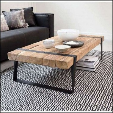 20 On Budget DIY Coffee Table Designs 05