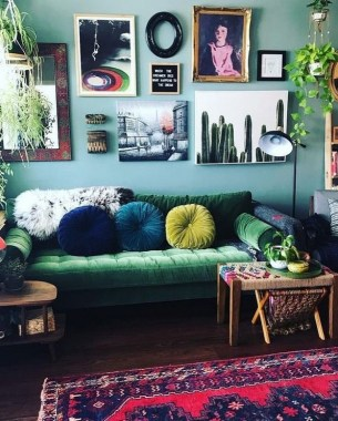 20 The Eclectic Interior Style You Dream About 26