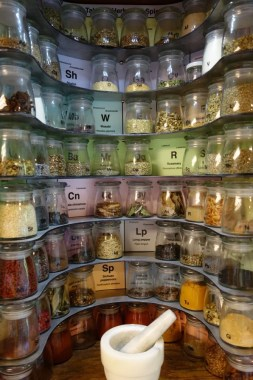 20 Well Organized Spices Arrangement In Your Kitchen 09