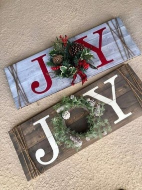 21 Cute DIY Christmas Craft Ideas To Decorate Your Home 34