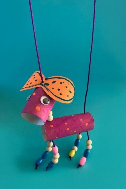 21 Easy DIY Puppet Crafts For Your Kids 36