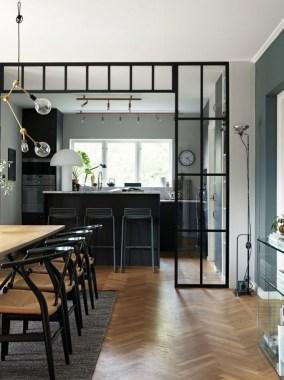 21 Small 18th Century Apartment Redeveloped For A Modern Lifestyle 03