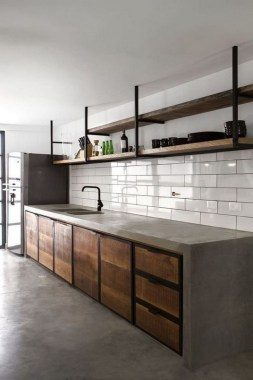 21 Stylish Rustic Industrial Decor Accents To Take In Consideration 06