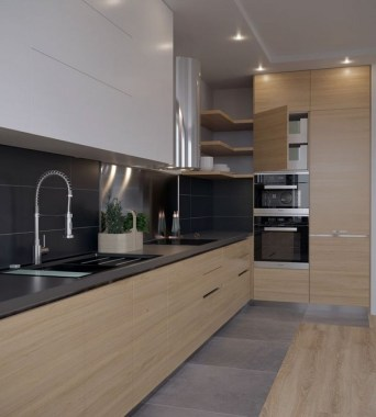 Contemporary Kitchen Furniture Designs You'll Love 01
