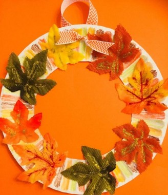 17 DIY Creative Colorful Leaves Fall Craft Ideas For Classroom Activities 13