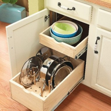 17 DIY Dinnerware Organizer To Display Your Valuable Collection 10