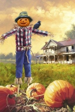 17 Incredible Scarecrow Design Ideas For Halloween 04