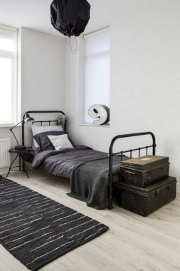 17 Industrial Bedroom Designs That You'll Never Want To Leave 17