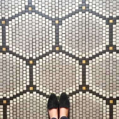 17 Luxury Mosaic Floor Pattern Ideas You Definitely Want To Have 20