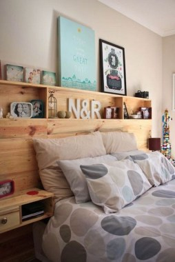 18 Creative Ideas To DIY Your Bed Headboard 01