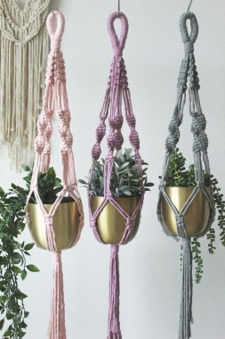 18 Nifty DIY Macrame Ideas For Any Creation 06