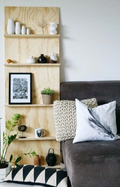 19 Creative DIY Plywood For Your Home Decoration 24