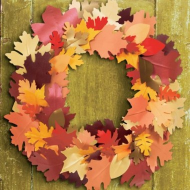 19 Delightful DIY Fall Paper Craft Ideas For Your Classroom Activities 05