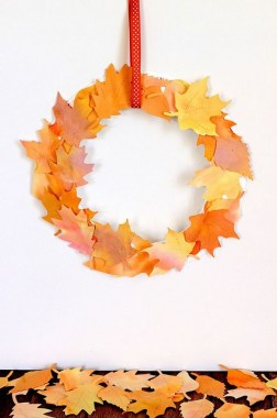 19 Delightful DIY Fall Paper Craft Ideas For Your Classroom Activities 24