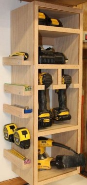 19 Functional DIY Garage Project 26