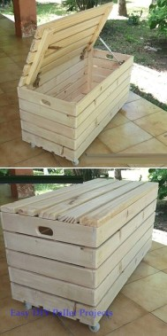 19 Functional DIY Old Wood Pallets Ideas 04