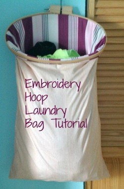 19 Good Looking DIY Laundry Bag Ideas For The Organized One 13