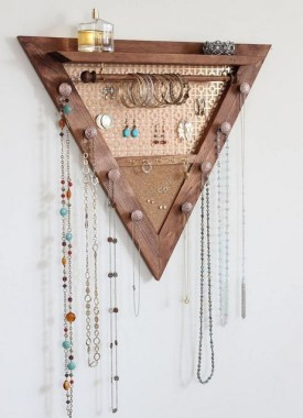 19 Jewelry Organizer That Easy To Make Without Breaking The Bank 16