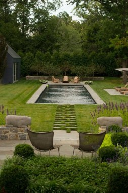 19 Small Backyard Designs With Swimming Pool That You'll Love 26