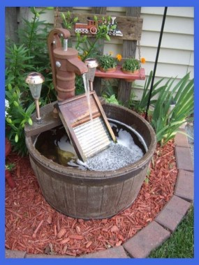 19 Wonderful DIY Water Fountain Ideas 11