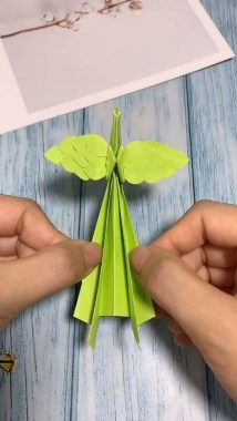 20 Creative DIY Craft Origami Ideas For Your Kids Activity 04