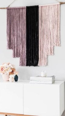 20 Creative DIY Yarn Crafts For Your Home Decoration And Other Purposes 08