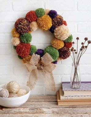 20 Creative DIY Yarn Crafts For Your Home Decoration And Other Purposes 20