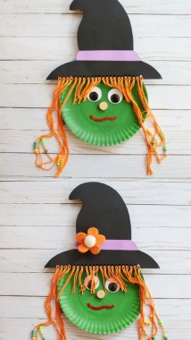 21 Easy DIY Halloween Craft Ideas For Your Kids This October 13