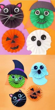 21 Easy DIY Halloween Craft Ideas For Your Kids This October 15
