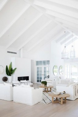 21 Minimalist All White Room Decor Ideas To Inspire You 06