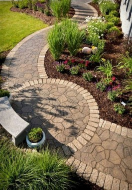 21 Patio Design Ideas With Stones To Bring A Sophisticated Look 01