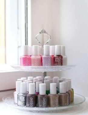 21 Pretty Chic DIY Makeup Storage Ideas For An Inexpensive One 07