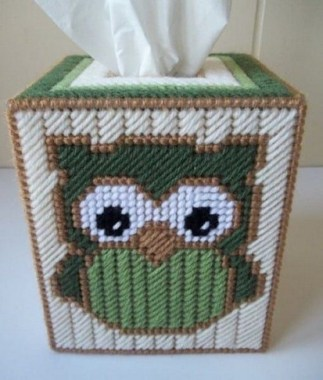 21 Stylish DIY Tissue Box Cover Not To Make It Looks Boring 10