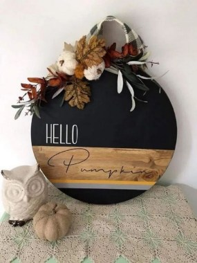 21 Wonderful DIY Project To Welcome Fall Season 30