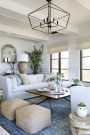 22 Adorable Living Room Decor Ideas With Coastal Touches 22