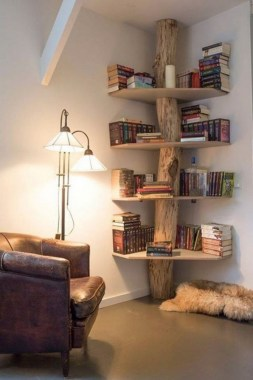 22 Sophisticated Shelves That Made From Upcycled Materials That You Can Try 01