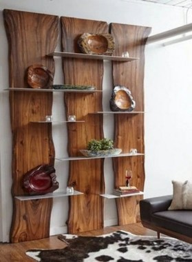 22 Sophisticated Shelves That Made From Upcycled Materials That You Can Try 06