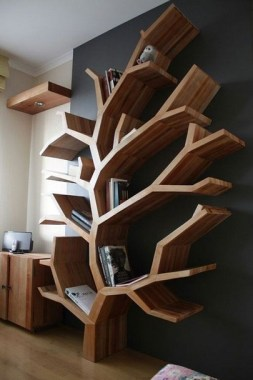22 Sophisticated Shelves That Made From Upcycled Materials That You Can Try 25