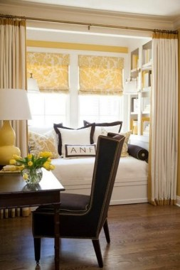 23 Most Sophisticated Ideas To Decorate Bay Window Space 03
