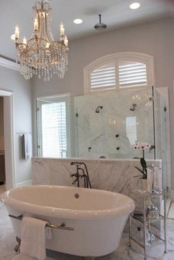 24 Elegant Bathroom Lighting That Enhance Your Bathroom's Elegant Appeal 04