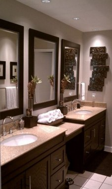 24 Elegant Bathroom Lighting That Enhance Your Bathroom's Elegant Appeal 09