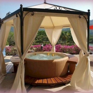 18 Most Mesmerizing Hot Tub Cover Ideas For Ultimate Relaxing Time 14