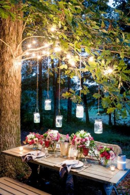 20 Affordable And Easy Summer Lights For Your Outdoor Decoration 14