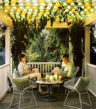 20 Affordable And Easy Summer Lights For Your Outdoor Decoration 27