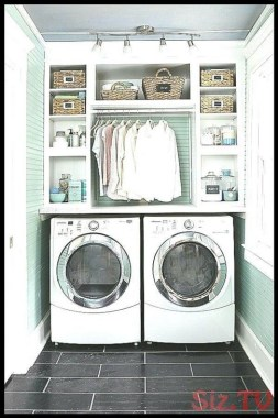 20 Laundry Room Design Ideas That Will Maximize Your Small Space 12