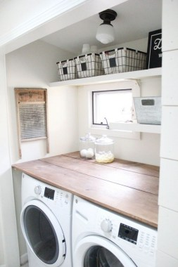 20 Laundry Room Design Ideas That Will Maximize Your Small Space 16